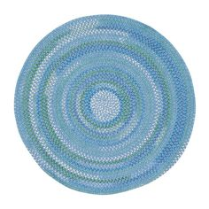 Waterway Deep Blue Sea Area Rug