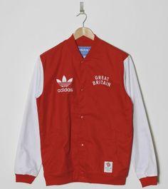 Adidas Originals Team GBBomber Jacket