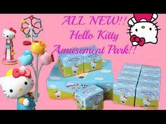 ♥ALL NEW!!! Hello Kitty Amusement Park♥ - YouTube