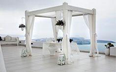 Santorini wedding-Dana Villas  View the full gallery here:http://tietheknotsantorini.com/santorini-wedding-at-dana-villas