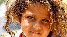 Iranian Bandari Child from Southern IRAN.
