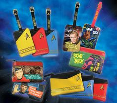 New Star Trek products coming soon!!!! Keep an eye on StarTrek.com for details about availability and pricing.