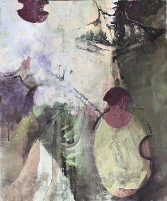 Violino, Acrílica sobre tela - 65x77cm