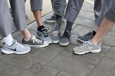 The groomsmen able to wear any shoes they please? What do you think?? We think its brilliant! (and so affordable!)