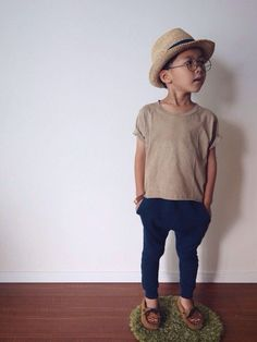 Kid fashion baby fashion outfit summer time