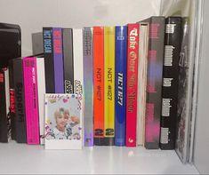 Teen Bedroom Organization, Nct Album, Korean Aesthetic, Kpop Merch, Jaehyun Nct, Kids Wallpaper, Aesthetic Bedroom, Lob, Nct 127