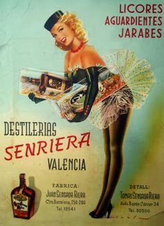 Carteles antiguos de Valencia Retro Advertising, Vintage Advertisements, Vintage Ads, Vintage Images, Vintage Posters, Pin Up Posters, Poster S, Travel Posters, Vintage Robots