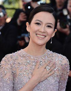 Cannes 2013 - Zhang Ziyi