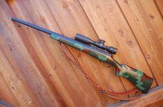 M40A1 influenced Remington