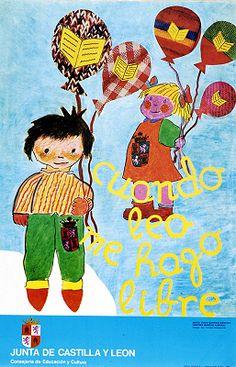 Cuando leo me hago libre / María Jesús Garrido Sánchez, Cristina Marcos Almaraz (1985)