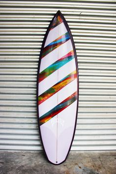 Lost Surfboards—Fantastic Acid Glassing. 100% Resin Made. Made in Uluwatu-Bal