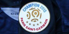 Le logo «Champion 2015» !