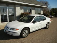 1995 Dodge Stratus ES - Beautiful and drove well when it ran (which wasn't very often). Helped solidify my opinion that sadly, Chrysler products just plain suck.