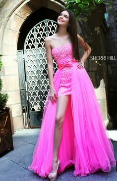 Sherri Hill - Official Site of Designer - Prom Dresses - Couture Dresses