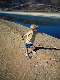 """Hiking games and activities are age dependent. Read about tried and true diversions for day hiking with children in """"Hikes with Tykes: Game and Activities."""""""