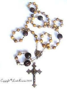 Vintage St. Joseph rosary