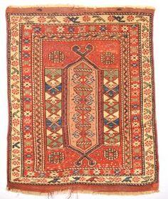 Turkish Bergama Rug   Gallery Aydın Oriental Rugs Company