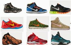 THE SNEAKER ADDICT: Huge Sale Of Nike Shoes & Clothing