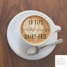 Decided to cut dairy out of your diet but not sure where to start?  First  of all, congratulations on taking the first step!  I'm so proud of you and  I want to help you make this change, so today I am sharing my top 10 tips  for going dairy-free that I used when I transitioned from a vegetarian to a  vegan diet almost 3 years ago.  What are my credentials, you ask?  Good  question!    Right up until the day I committed to being vegan I was a cheese addict.  I  would eat cheese with every…