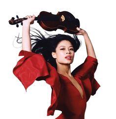 Неотразимая королева скрипки — Ванесса Мэй — Vanessa Mae
