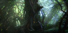 Overgrown by Ivan Vujovic (cdnb.artstation.com) submitted by Myrandall to /r/ImaginaryForests 1 comments original   - Creative #Arts - Amateur Artists - #Drawings and Pencil Sketches - Oil and Watercolor #Paintings - Abstract Surreal and Fantasy Digital Arts - Psychedelic Illustrations - Imaginary Worlds Architecture Monsters Animals Technology Characters and Landscapes - HD #Wallpapers