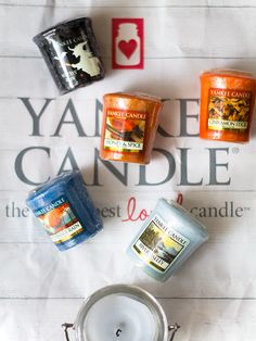 Yankee Candle love on www.szepseglabor.blogspot.com Coffee Cans, Candles, Canning, Drinks, Blog, Drinking, Beverages, Home Canning, Drink