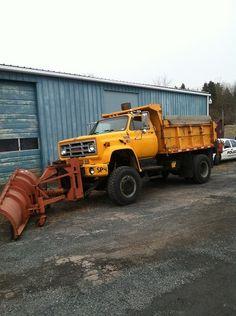 1987 GMC 7000 4X4 Dump Truck LISTING # 15322 Ends: 4/3/2013 3:48:00 PM Eastern