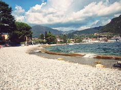 Garda Lake Trips, Beach, Water, Outdoor, Viajes, Gripe Water, Outdoors, Seaside, Traveling