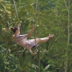 The Ubud swing, Zen hideaway, Bali Vacation Places, Dream Vacations, Vacation Spots, Beautiful Places To Travel, Cool Places To Visit, Places To Go, Ubud, Travel Videos, Travel Articles