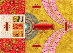 World of Sweet Box packaging designs and devotion for packaging concept: Indian Traditional Sweet box designs Food Packaging, Packaging Design, Sweet Box Design, My Best Recipe, I Am Awesome, Outdoor Blanket, Concept, Indian, Traditional