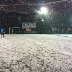 Showy day at Athina90 football club.