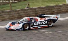 RSC Photo Gallery - World Sports Prototype Championship Silverstone 1990 - Porsche 962 no.16 - Racing Sports Cars