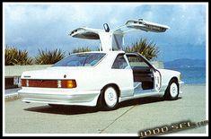 1984 Mercedes Benz Gullwing by Styling Garage Mercedes Sec, Mercedes W126, Motors, Garage, Classic, Style, Carport Garage, Derby, Swag