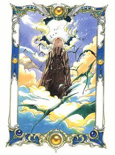 Anime Manga, Anime Art, Tarot, Magic Knight Rayearth, Crystal Castle, Xxxholic, Otaku Mode, Cardcaptor Sakura, Magical Girl