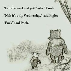 Pooh bear quotes-KG*