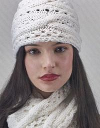 Knit a cabled hat and scarf set - Display real size picture of Knit a cabled hat and scarf set - One Size Fits All Patern Scarf long by wide Hat fit 20 / 51 cm head Knitted Mittens Pattern, Knit Mittens, Knitted Hats, Free Knitting Patterns For Women, Poncho Knitting Patterns, Cable Knit Hat, Cable Knitting, Hat And Scarf Sets, Fancy Hats