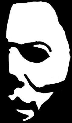 Halloween Michael Myers decal halloween movie by rcsgraphictees Halloween Pumpkin Carving Stencils, Pumkin Carving, Free Pumpkin Stencils, Carving Pumpkins, Disney Pumpkin Carving, Creepy Pumpkin, Pumpkin Faces, Pumpkin Template, Pumpkin Carving Templates