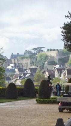 Le Clos Lucé, l´esprit de Léonard De Vinci habite à #Amboise elisaorigami.blogspot.com