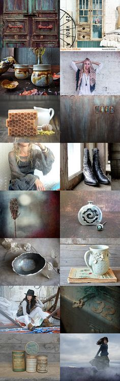 Rustic Charm by Debra on Etsy--Pinned with TreasuryPin.com