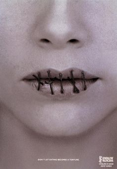 Don't let eating becomes a torture.  Repin. Even if you do nothing it might inspire someone else.