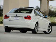 2008 BMW 328i White