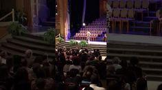 Sabia singing at The Brooklyn Tabernacle with Pastor Jim Cymbala.... jJUN 29 2017