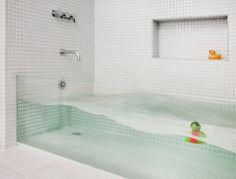 incredible bath tub