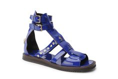 Versace Sandals for Men's Spring Summer 2012 #blue #versace #men #look #summer #sandals