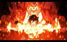 The Boy and the Beast #Kumatetsu #Kyuta (by Nviek5)