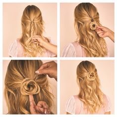 11 Best CocoVero Dirndl Frisuren Images On Pinterest Step By Step