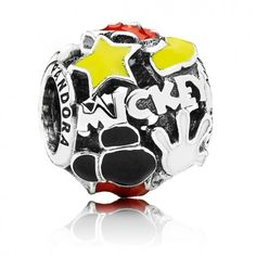 I will get one next April when I go to Mickey's house with my grandson. Pandora Mickey Mania charm - exclusive to Disney Park stores