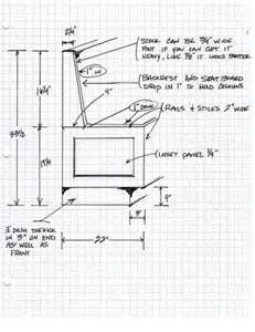 Kitchen Banquette Seating Dimensions, window sill; the sill should ...