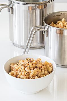 Only one pot to clean and ready in 11 minutes! Spicy Mac And Cheese, Mac Cheese, Tasty Dishes, Side Dishes, Free Recipes, Dog Food Recipes, Epicure Recipes, Supper Ideas, Tupperware