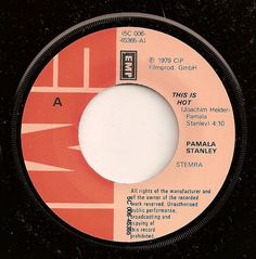 Pamala Stanley - This Is Hot (Vinyl) Music Radio, Archive, Music Instruments, Book, Musical Instruments, Book Illustrations, Books